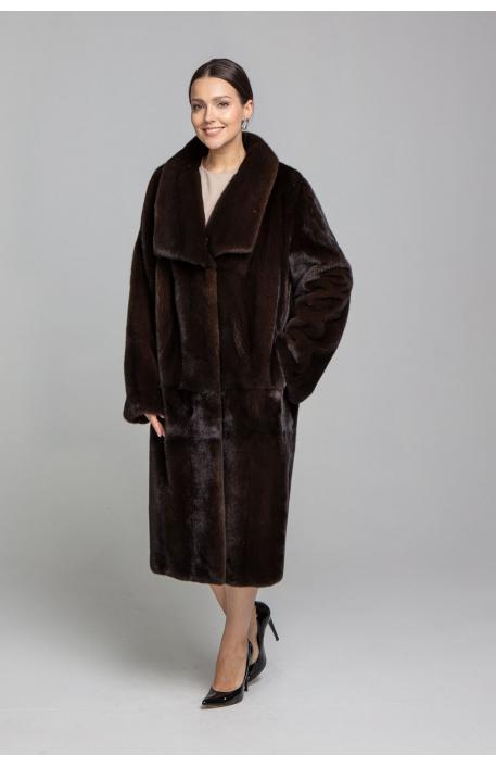 Норковая шуба American Legend 16075