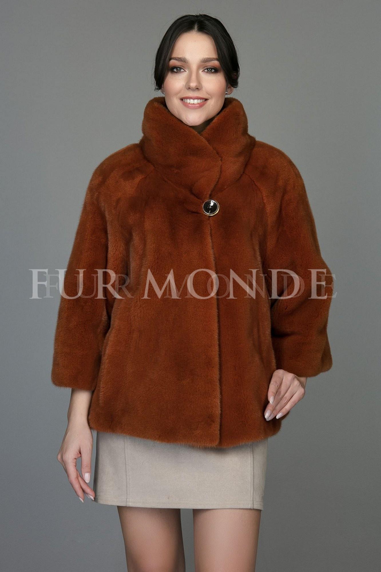 Норковая шуба Kopenhagen Furs 8042
