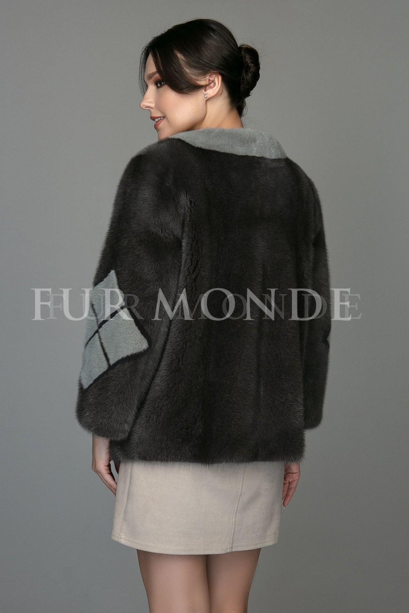 Норковый жакет Kopenhagen Fur 2120